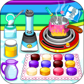 Cooking Candies icon