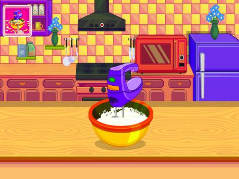 Cooking Sports Cake screenshot 8