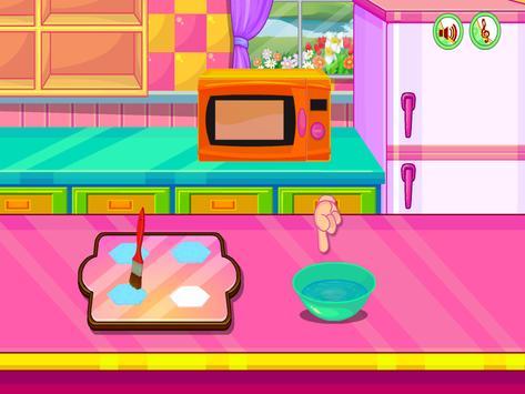 Cooking Sports Cake screenshot 20