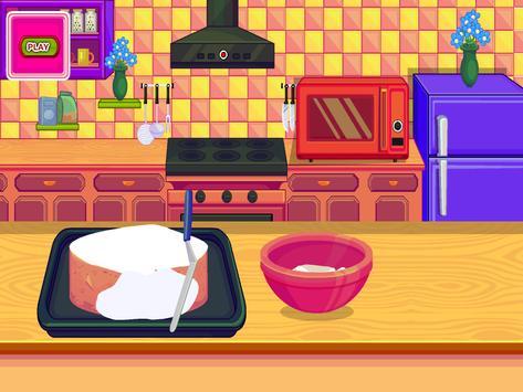 Cooking Sports Cake screenshot 3
