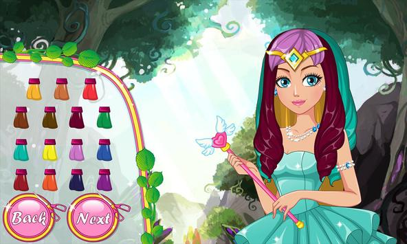 Fairy Hair Salon apk screenshot