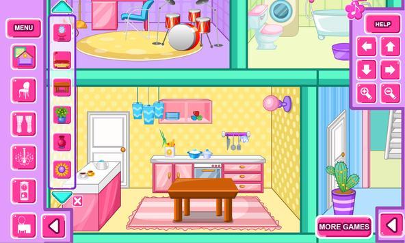 لعبة تصميم ديكور المنزل تصوير الشاشة 1