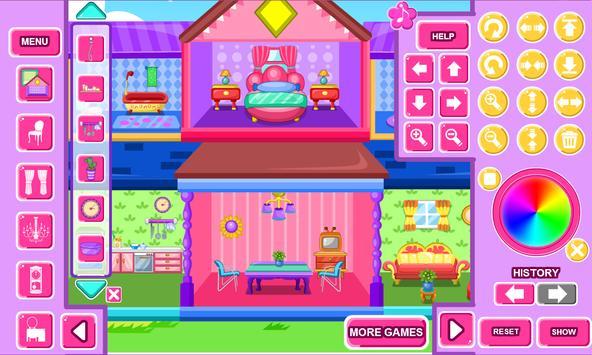 لعبة تصميم ديكور المنزل تصوير الشاشة 2