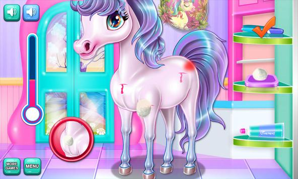 Little Pony Care poster