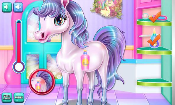 Little Pony Care apk screenshot