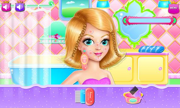 Princess Silvia Mini Salon screenshot 4
