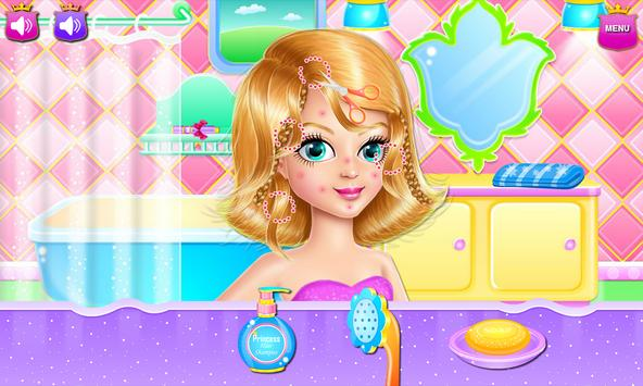 Princess Silvia Mini Salon poster