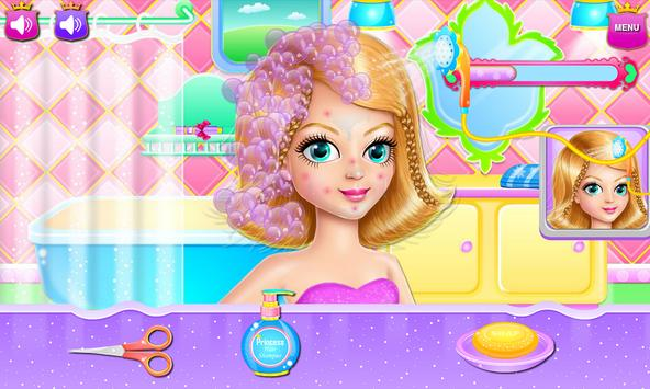 Princess Silvia Mini Salon screenshot 14