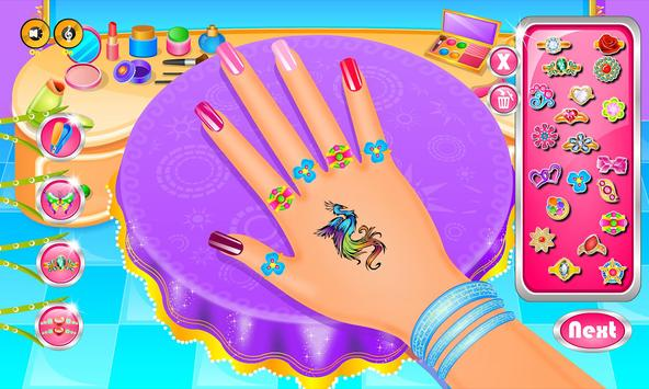 Shiny Nail Salon screenshot 9