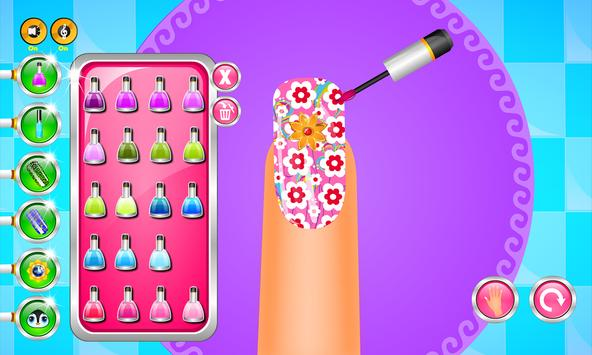 Shiny Nail Salon screenshot 12