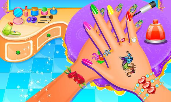 Shiny Nail Salon screenshot 17