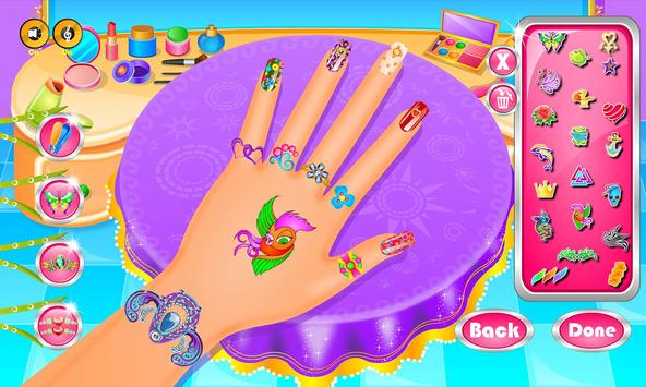 Shiny Nail Salon screenshot 2