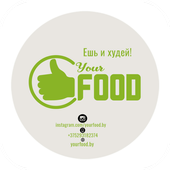 Yourfood. by icon