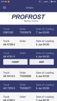 BelFrost Tracking screenshot 1
