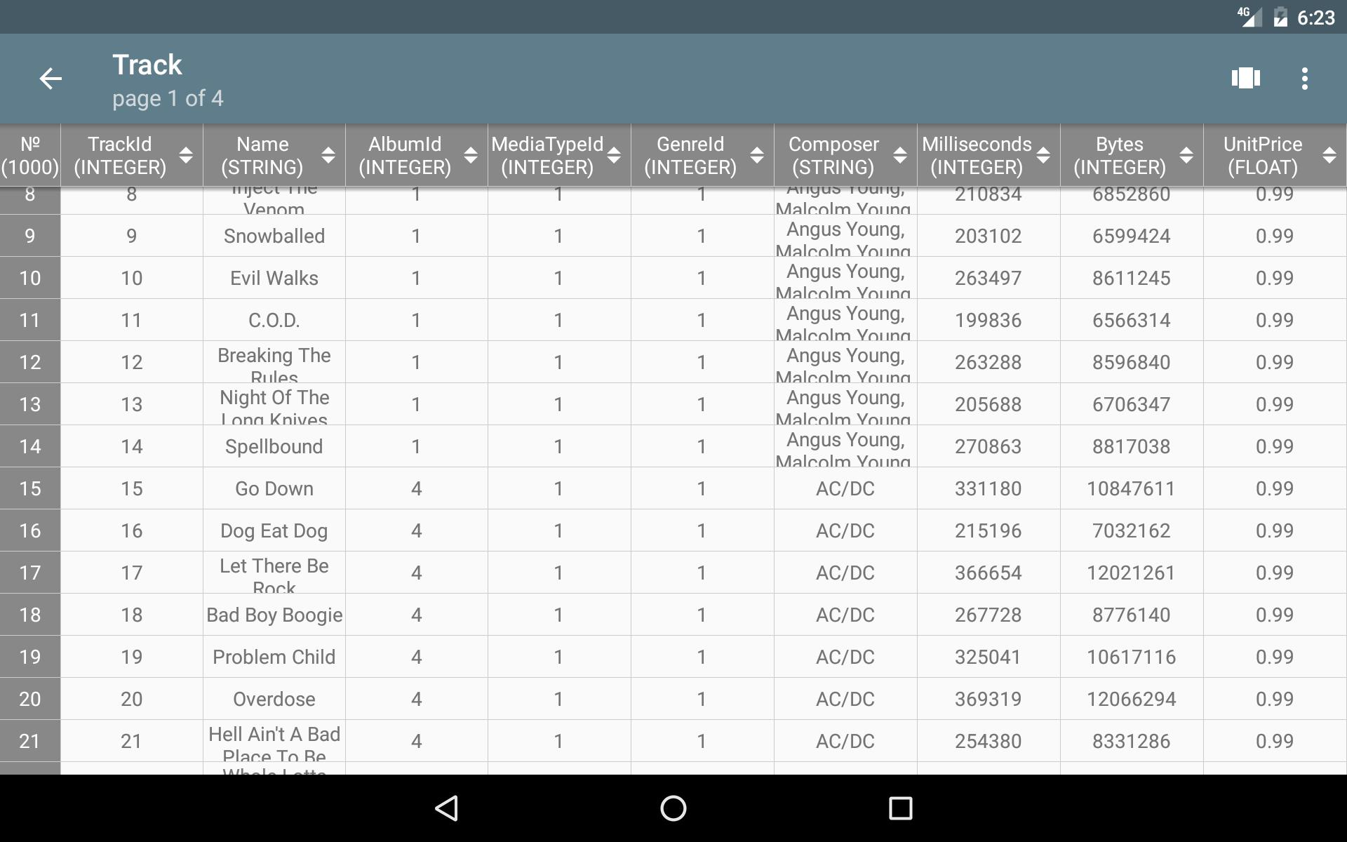 SQLite Reader for Android - APK Download
