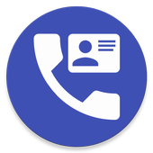 Contacts VCF icon