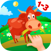 Animal Puzzles for Kids Free icon