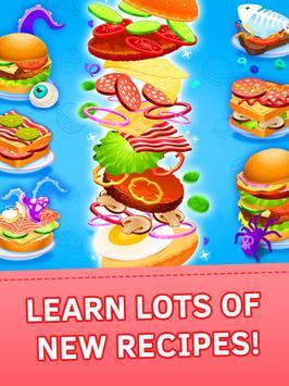 My Restaurant Cooking Game apk screenshot