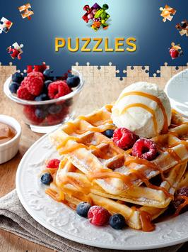 Food Jigsaw Puzzles poster
