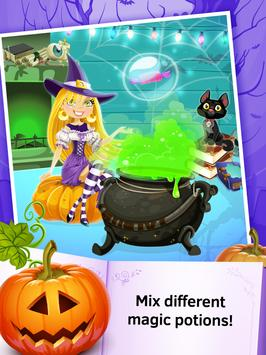 Candy Witch Games for Kids apk screenshot