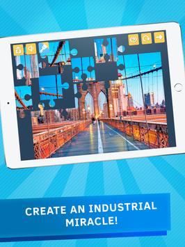 Industrial Puzzles: put together your masterpiece! screenshot 3