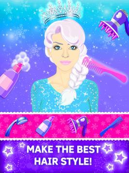 Ice Queen Beauty Salon apk screenshot