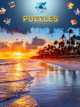 Ocean Jigsaw Puzzles poster