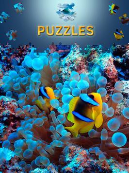 Ocean Jigsaw Puzzles apk screenshot