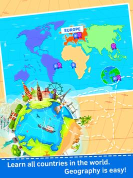 Geography quiz world countries flags and capitals for android apk geography quiz world countries flags and capitals screenshot 4 gumiabroncs Images