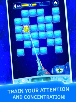 Matching game free for kids. Space monsters! apk screenshot