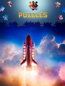 Space Jigsaw Puzzles poster