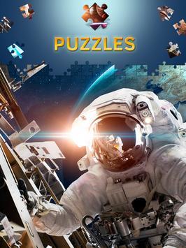 Space Jigsaw Puzzles apk screenshot