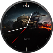 Unofficial WoT Watch Face icon