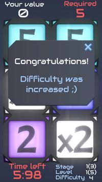 Cubic Universe: Math 2 screenshot 2