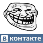 Trollface ВКонтакте icon