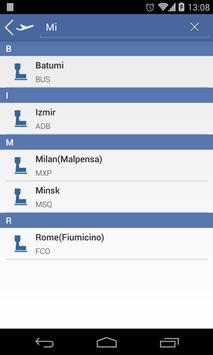 Belavia.by Time Table screenshot 4