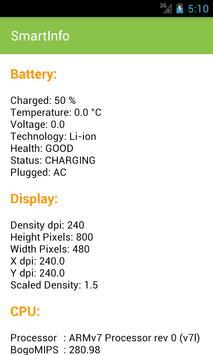 SmartInfo: Hardware Information poster