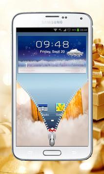christmas gift zipper locker apk screenshot