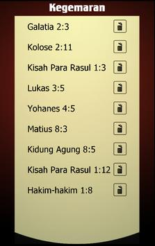 Indonesian Holy Bible screenshot 5