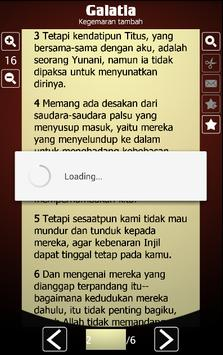 Indonesian Holy Bible screenshot 8