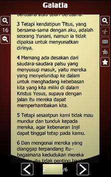 Indonesian Holy Bible screenshot 13