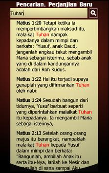 Indonesian Holy Bible screenshot 10