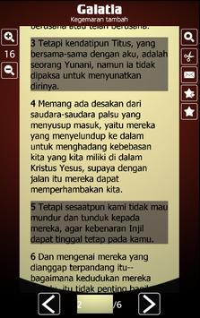 Indonesian Holy Bible screenshot 3