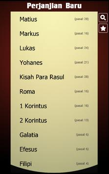 Indonesian Holy Bible apk screenshot