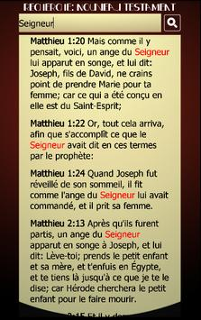 Ostervald's French Bible screenshot 13