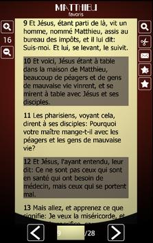 Ostervald's French Bible screenshot 10