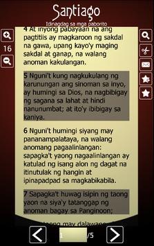 Tagalog Bible screenshot 8
