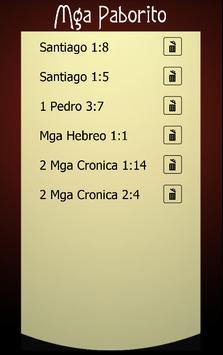 Tagalog Bible screenshot 9