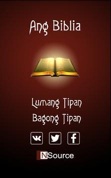 Tagalog Bible poster