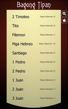 Tagalog Bible screenshot 1